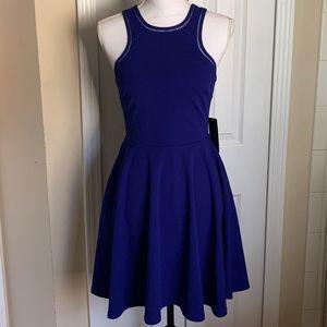 ✔️Jodi Kristopher royal blue dress size 3